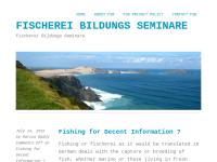 Fischerei-Bildungsseminare Rhein-Ruhr e.V.