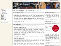 Folk Lied Weltmusik