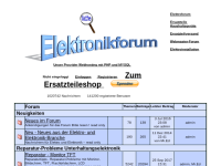 Elektronik Forum