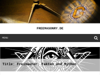Freemasonry in Germany