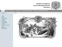 Königlich privilegierte Feuerschützengesellschaft Starnberg