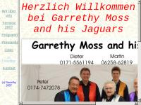 Garrethy Moss and his Jaguars