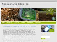 Geocaching Blog