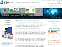 TBH GmbH - Absaugtechnik, Filtertechnik, Umwelttechnik