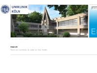 Institut für Geschichte und Ethik der Medizin der Universität zu Köln