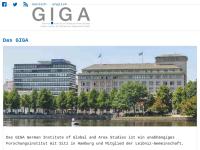 GIGA-Hamburg, Neue Tuareg-Rebellion
