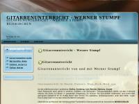 Stumpf, Werner