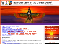 Hermetic Order of the Golden Dawn (R) Deutschland