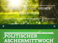 Bündnis 90/Die Grünen Kreisverband Rhein-Sieg
