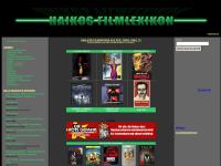 Haiko´s Filmlexikon - Horrorfilme