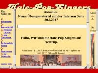 Hale-Pop-Singers