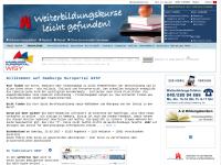 Hamburgs Kursportal WISY (WeiterbildungsInformationsSystem)