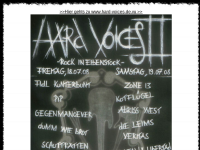 Hard Voices - Rock in Eibenstock