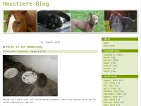 Haustiere-Blog