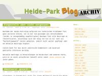 Heide-Park Blog