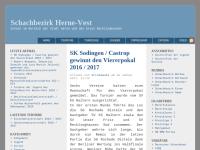 Schachbezirk Herne-Vest e.V.