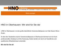 HNO in Oberhausen