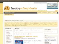 Die Hobbyschneiderin