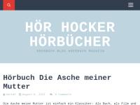 Hör Hocker Online Magazin für Hörbuch Kritik