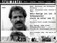Horst-Schimanski-Homepage