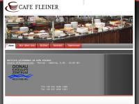 Regensburg, Café Fleiner