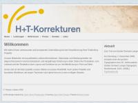 H+T-Korrekturen Korfmacher und Vollmert GbR