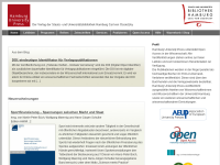 Hamburg University Press - Online-Verlag der Universität Hamburg