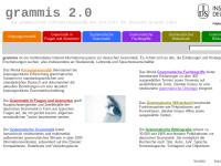 Grammatisches Informationssystem (grammis)