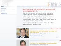 Institut für berufliche Bildung und Weiterbildung e.V.