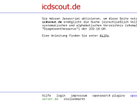 ICD-Scout