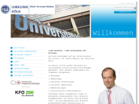 Klinik I für Innere Medizin der Uniklinik Köln