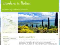 Wandern in Italien