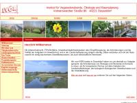Institut für Vegetationskunde, Ökologie und Raumplanung (IVÖR)
