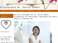 Jänker, Dr. Astrid