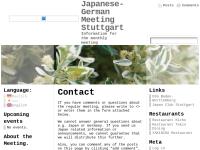 Deutsch-Japanischer Freundeskreis Stuttgart