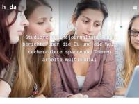 Studiengang Online-Journalismus an der FH Darmstadt