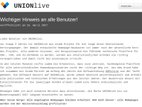 Junge Union Bezirksverband Osnabrück-Emsland