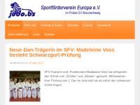 SFV Europa Judo
