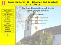 Junge Kantorei St. Johannes, Bad Neustadt