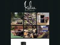 Kalia Olivenöl, Inhaber: Ina Neumann