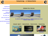 Kajakkurse, Canyoningkurse, Expeditionen