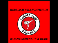 Karate Club Okinawa Bad Zwisscheahn