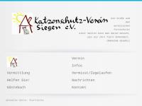 Katzenschutz-Verein Siegen e.V.