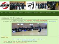 Kickboxen TSV Freilassing