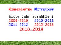 Kindergarten Mitterdorf