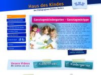 Kindergarten in Baden-Baden