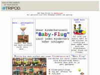 Kinderkarussel Baby-Flug, Karlheinz und Sibylle Trost