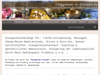 Klangraum in Freiamt