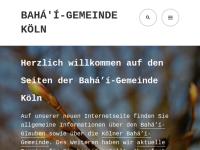 Bahai-Gemeinde Köln