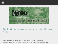 Initiative Kommunales Kino Heilbronn e.V.
